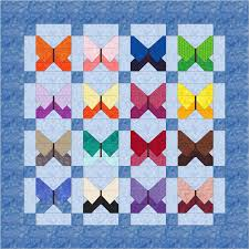 Life In Pieces: Rainbow Scrap Challenge-Back in Black & This is a real rough layout, but the basic idea is there. This butterfly  block has been on my bucket list for years. I've also been playing with the  idea of ... Adamdwight.com
