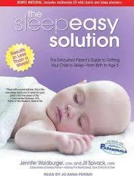 The Sleepeasy Solution Jennifer Waldburger 9781452653983