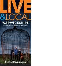 Live & Local Warwickshire: <b>Autumn</b>/<b>Winter</b> 2018 What's On Brochure ...