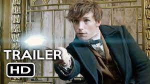 Fantastic Beasts and Where to Find Them Official Trailer #1 (2016) J.K.  Rowling Fantasy Movie HD - YouTube
