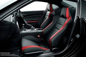 New Toyota 86 Interior picture, Inside view photo and Seats image