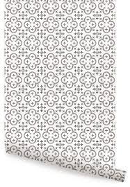 flower moroccan tile l stick
