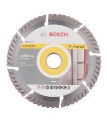 <b>Диск алмазный</b> универсальный <b>Bosch</b> (2608615061) 150x22,2x2 ...