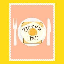 slice of bread template. Modren Template Breakfast Flyer With Slice Of Bread And Scrambled Egg On Plate Advertise  Banner Template Or Inside Slice Of Bread Template A