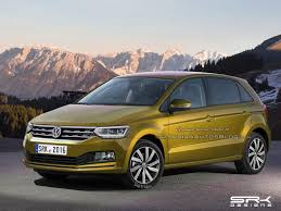 Next-gen 2017 #VW #Polo – #Rendering | Cars Daily updated ...