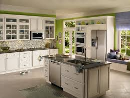 Green And Grey Kitchen Pale Green Kitchen Wall Tiles Cliff Kitchen