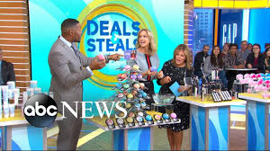 gma deals and steals on winter beauty must haves