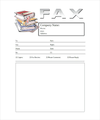 Sample Fax Cover Sheets Download Sample Stack Of Books Generic Fax Cover Sheet