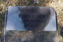 Wesley Curtis Smith (1881-1949) - Find A Grave Memorial