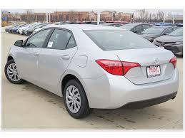 New 2018 Toyota Corolla LE 4D Sedan in Crystal Lake #29275   Pauly ...
