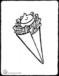 Eten Colouring Pages Kiddicolour