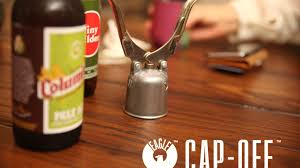 Cap-Off: The Bottle Opener For The Craft Beer Enthusiast. Your American  made, hand crafted, small batch beer deserves an opener with all the