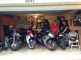 Motorcycle Garage Ideas Crowdbuild For