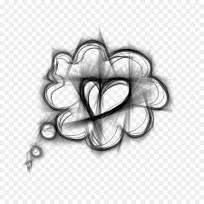Love Drawing Pencil Thought Thinking Love Png Download 1200 1200