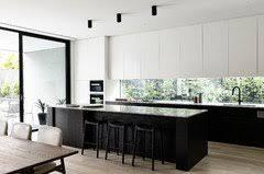 Dark Cabintry In Kitchen Help With Colour