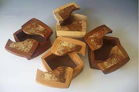 Small Decorative Wooden Boxes Wooden Keepsake Box 10