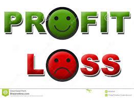 What Is Profit Loss Profit And Loss Smile Sad Stock Illustration Illustration Of Profit