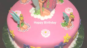 Tinkerbell Birthday Cake For Girls 2happybirthday