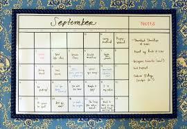office whiteboard ideas. DIY Whiteboard Calendar Office Ideas