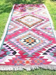 pink southwestern rug pink rug runner tribal rug runner print pink hot navy southwestern bohemian tale area x pink pink rug pink and blue southwestern rug