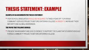 "thesis statements how to then do what is a ""thesis statement"" a  3 thesis"