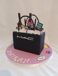 stunning ideas makeup cake awesome and beautiful best 25 mac on cakes