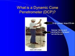Dynamic Cone Penetrometer Testing On Airport Subgrade Soils Ppt