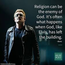 Bono Christian Quotes Best Of 24 Times Bono Was Spot On About What It's Like To Search For God