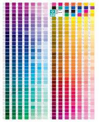 Cmyk Color Chart Color Codes DJ's Sports MemorabiliaPrinting 2