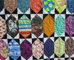 Cathy Tomm Quilts: Quilts For Sale & Scrap Garden Detail shot Adamdwight.com