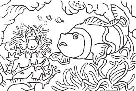 Animal Coloring Pages - Jack the Lizard Wonder World