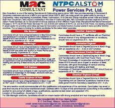 Job - Mechanical Engineer - India - Engineering, Civil And ...