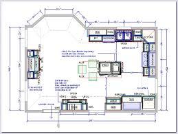 Perfect Kitchen Floor Plans Kitchen Island Design Ideas Inspiring Design  Ideas
