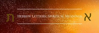 Spiritual Meanings Of The Hebrew Alphabet Letters Walking Kabbalah