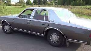 Chevrolet Caprice 1978 - YouTube