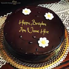 birthday cake images with names the