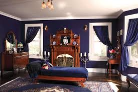 Victorian Bedroom Warm Victorian Bedroom Style Wall Ideas Colors For Victorian