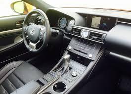 lexus rc interior. 2016 lexus rc350 f sport interior rc