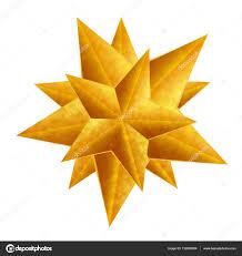 Weihnachten Gold Stern Stockvektor Kraft2727 132899284