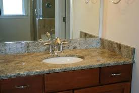 Installing a bathroom sink Backsplash Installing Bathroom Countertop Bathroom Sinks Welcometablepressinfo Installing Bathroom Countertop Bathroom Sinks Semi Sink White