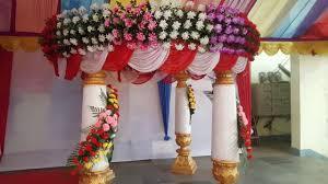 Flower Decoration Design Wedding Flower Decoration Mandap Munna 100 YouTube 69