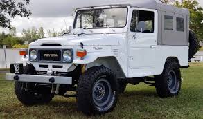1984 Toyota Land Cruiser FJ43 for sale on BaT Auctions - sold for ...