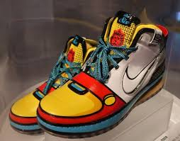 lebron 6 stewie. top 10 sneakers inspired by cartoons lebron 6 stewie m