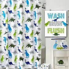 Dinosaur Bathroom Decor