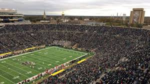 Notre Dame Stadium To Host European Soccer Powers