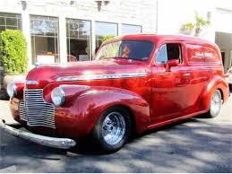 1940 Chevrolet Sedan Delivery for Sale on ClassicCars.com - 2 ...