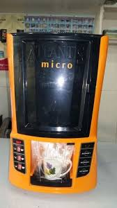 Tea Coffee Vending Machine Suppliers Delectable Coffee Vending Machine In New Delhi Delhi Tea Coffee Vending