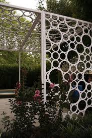 pvc gardening ideas and projects pvc garden trellis2