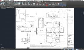 raster design 6 how do i convert a scanned floor plan pdf to autocad