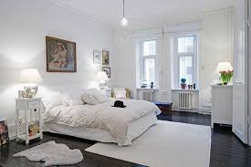 All White Furniture Bedroom